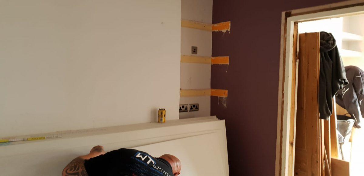 Highgate refurbishment