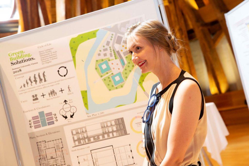 Austrian summer school shares pioneering approach at Futurebuild